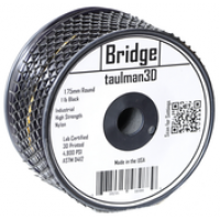 Bridge nylon 1,75mm zwart