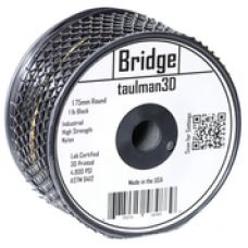 Bridge nylon 3mm zwart