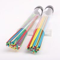 Refill pack PLA set 1 - transparante kleuren