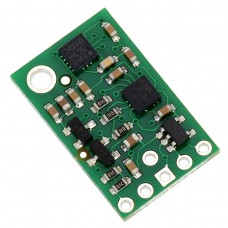 MiniIMU-9 v3 gyro, accelerometer and compass